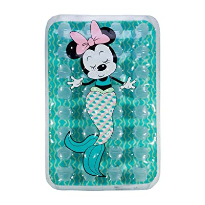SwimWays Minnie Mouse Mermaid Inflatable Pool Float: Toys & Games