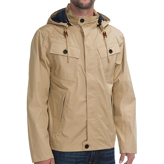 Timberland Hombre Chaqueta impermeable Chaqueta Mount Clay ...
