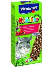 Vitakraft - 25349 - Kräcker aux Herbes Chinchillas P/2
