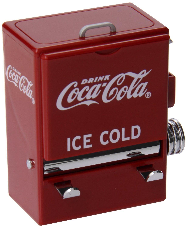 Tablecraft CC304 Coke Vending Machine Toothpick Dispenser, Set of 2