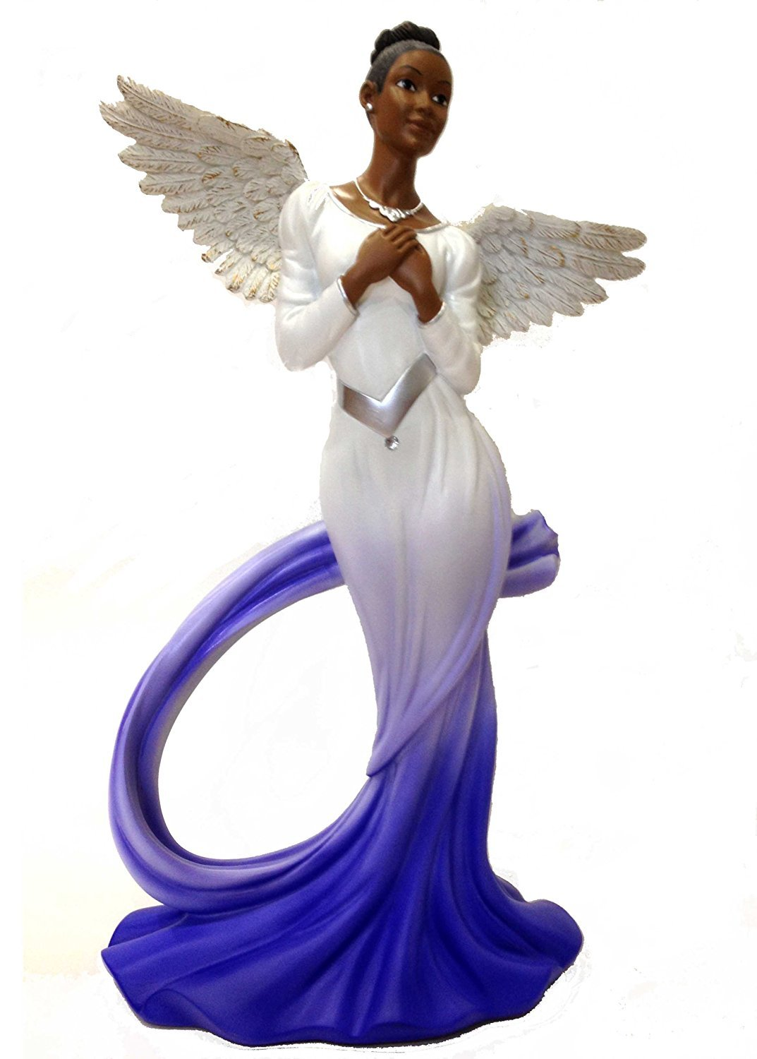 Amazon Ebony Treasures Sash Angel In Blue African American Statue Whitebluesilverbrown 1175 Inches Home Kitchen: African Wedding Dresses Monique Kindl At Reisefeber.org