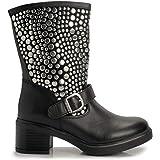 Guess studded boots ZENA