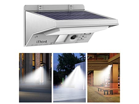 Outdoor Solar Motion Sensor Lights