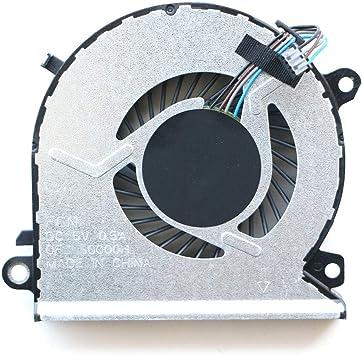 DBTLAP CPU Ventilador compatibles para HP 15-CB 15-CB076TX 930589 ...