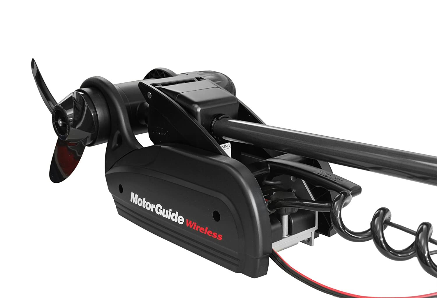 MotorGuide 12-Volt Wireless Freshwater Trolling Motor with ...