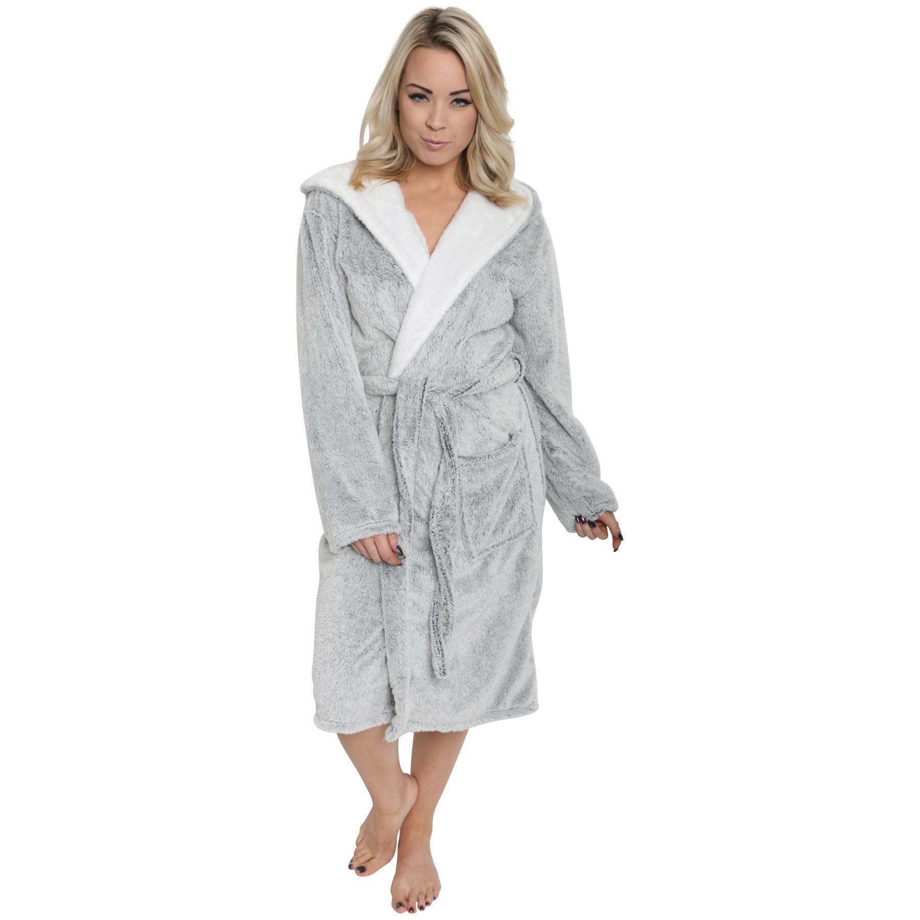 Luxury Dressing Gown: Amazon.co.uk