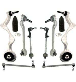 New For BMW X3 10pc COMPLETE SET OF FRONT SUSPENSION TRACK CONTROL ARM KIT