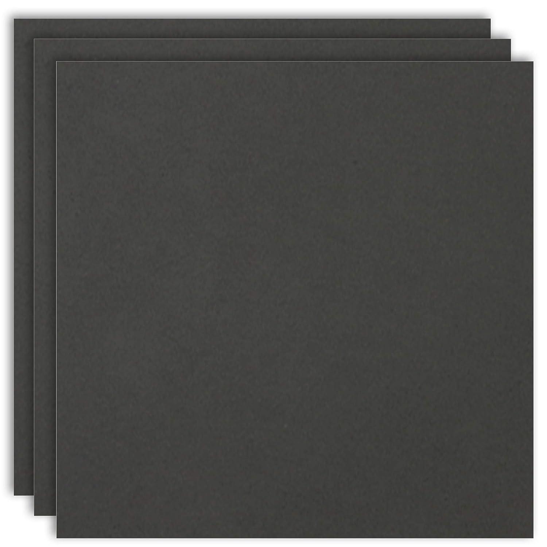 DIN A3, 50 Hojas, 300 g//m2 MarpaJansen Cart/ón fotogr/áfico Color Grafito para Manualidades y dise/ños certificaci/ón Blauer Engel