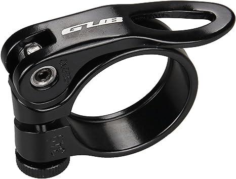 GUB CX18 - Abrazadera para tija de sillín de Bicicleta (31,8 mm/34 ...