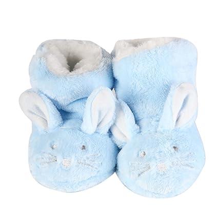 taille 40 949da 5bf28 Chausson hiver intérieur fourrés motif souris - bébé garçon ...