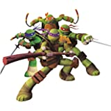 Amazon.com: Donatello Donnie Leonardo Leo Michelangelo Mikey ...