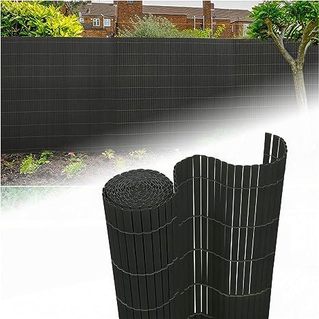 Imagen deAufun Estera Protectora de PVC, Protección de privacidad de PVC, protección contra el Viento en Jardines, Balcones y terrazas