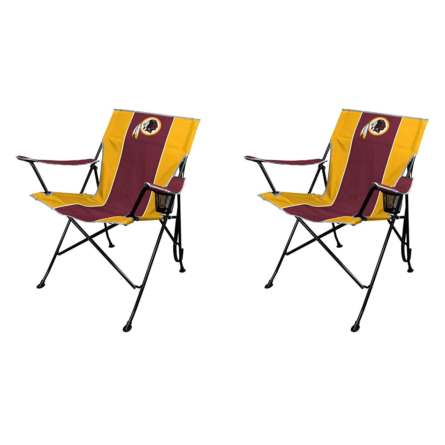 Amazon.com: Rawlings NFL TLG8 Silla (Washington Redskins) (2 ...