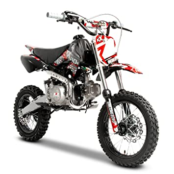 M2r racing kx110f 110cc 76cm red pit bike amazon sports m2r racing kx110f 110cc 76cm red pit bike publicscrutiny Images