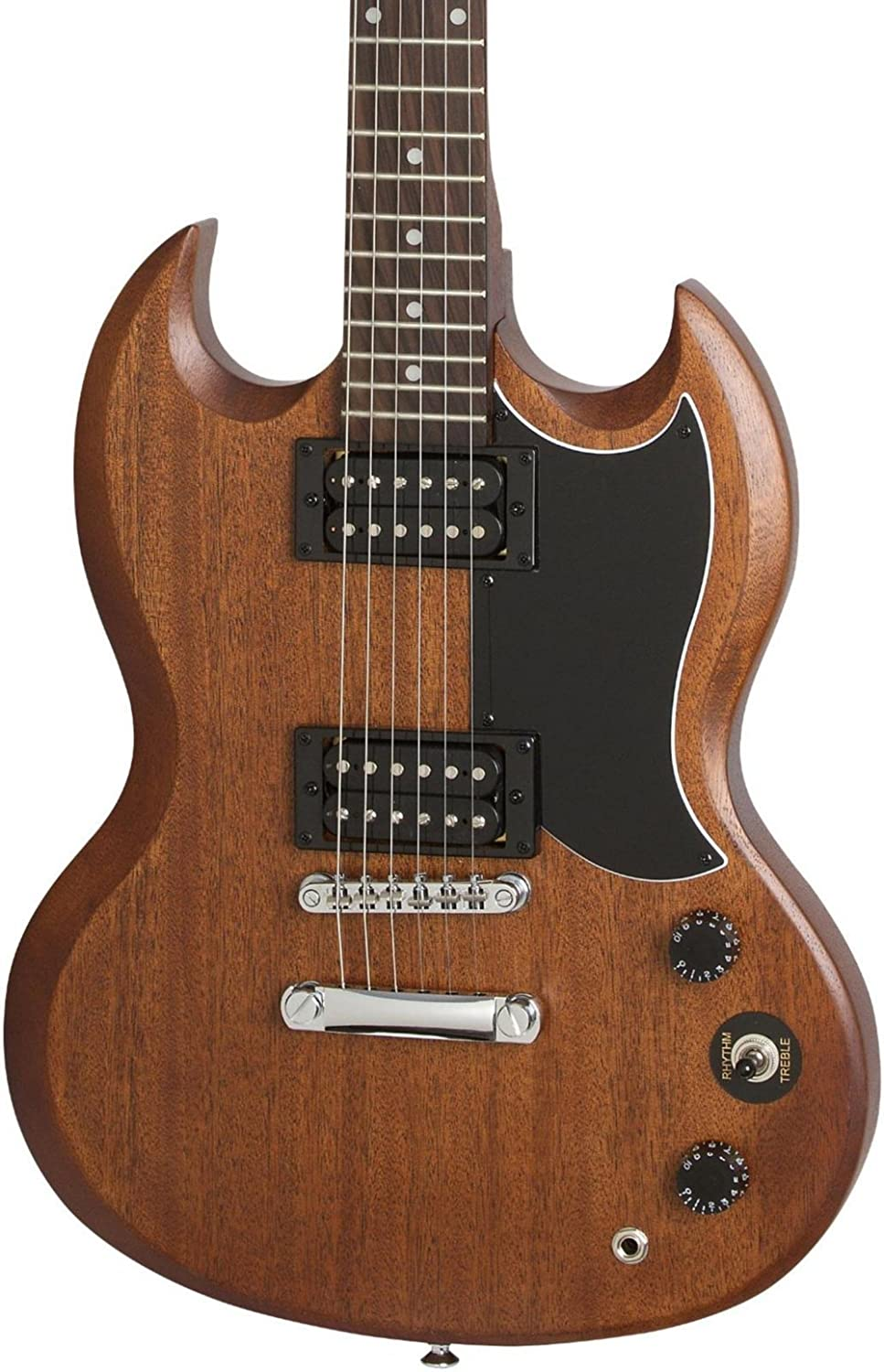 Guitar Electric Epiphone SG Special VE Vintage Walnut EGSVWLVCH1