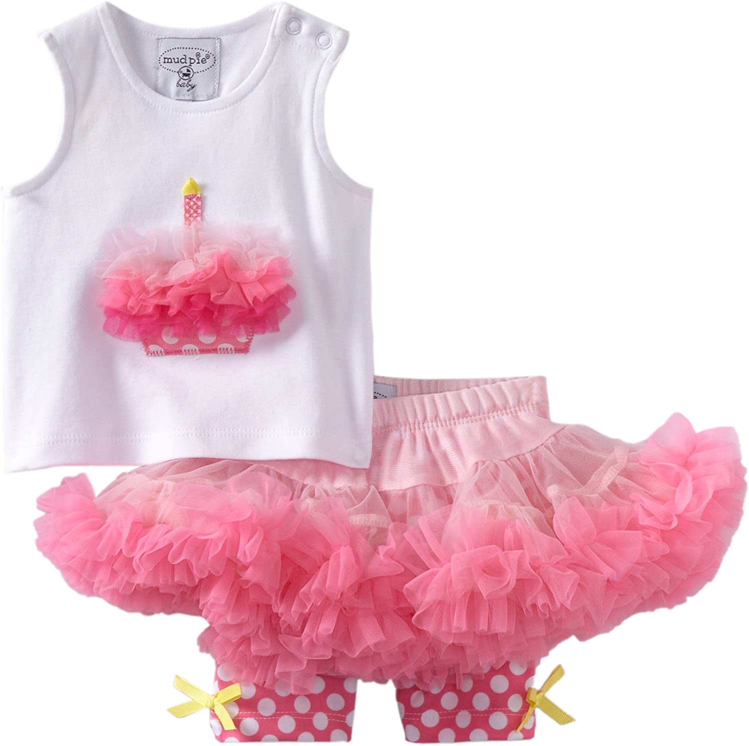 Mud Pie Baby Girls Pettiskirt