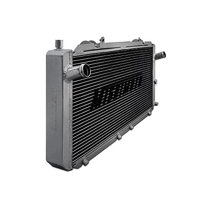 Mishimoto MMRAD-MR2-90X Aluminum 3-Row Performance Radiator for Toyota MR2 Turbo