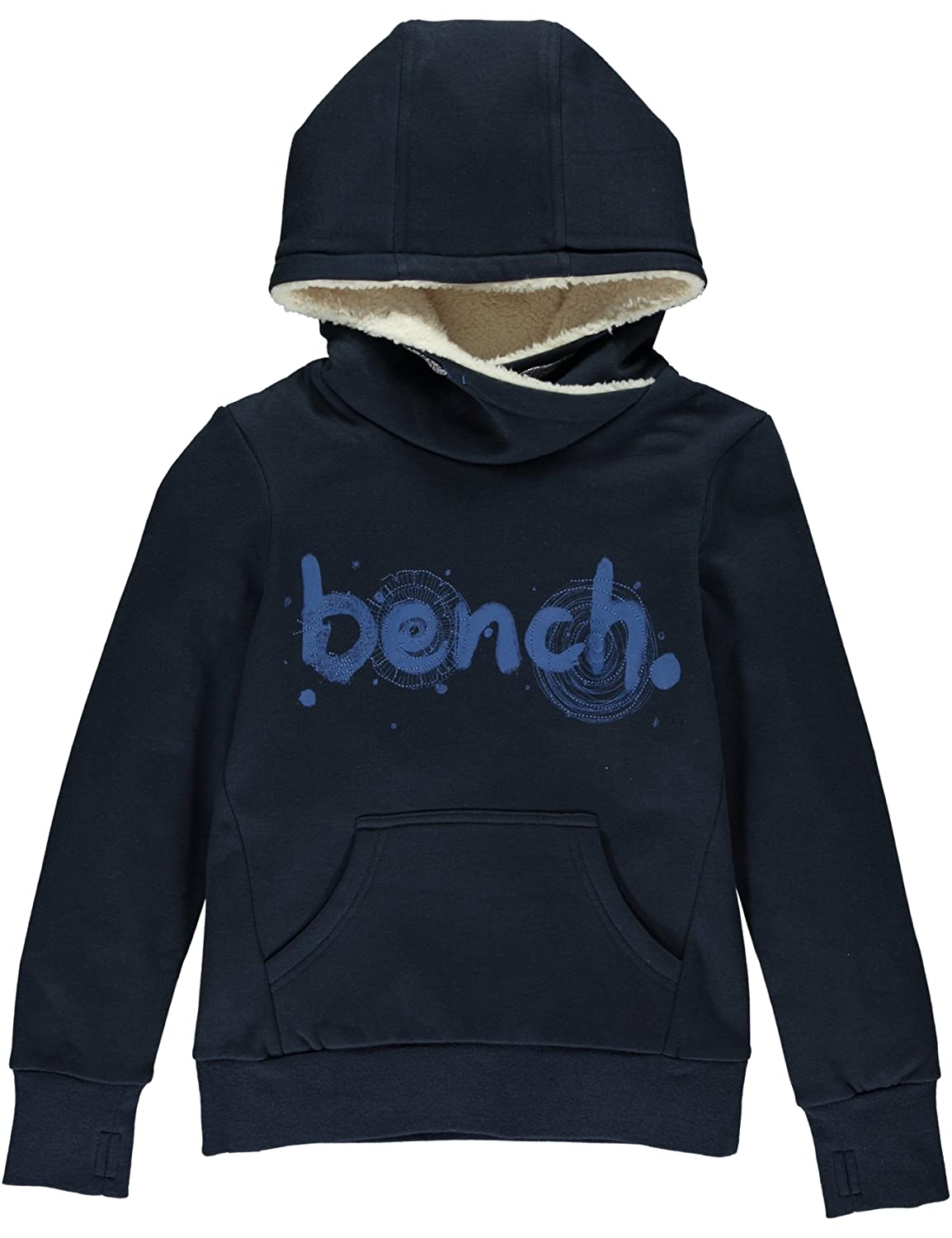 Bench Girl's Monologue Track Jackets Blue (Total Eclipse) 3-4 Years BGEK0434