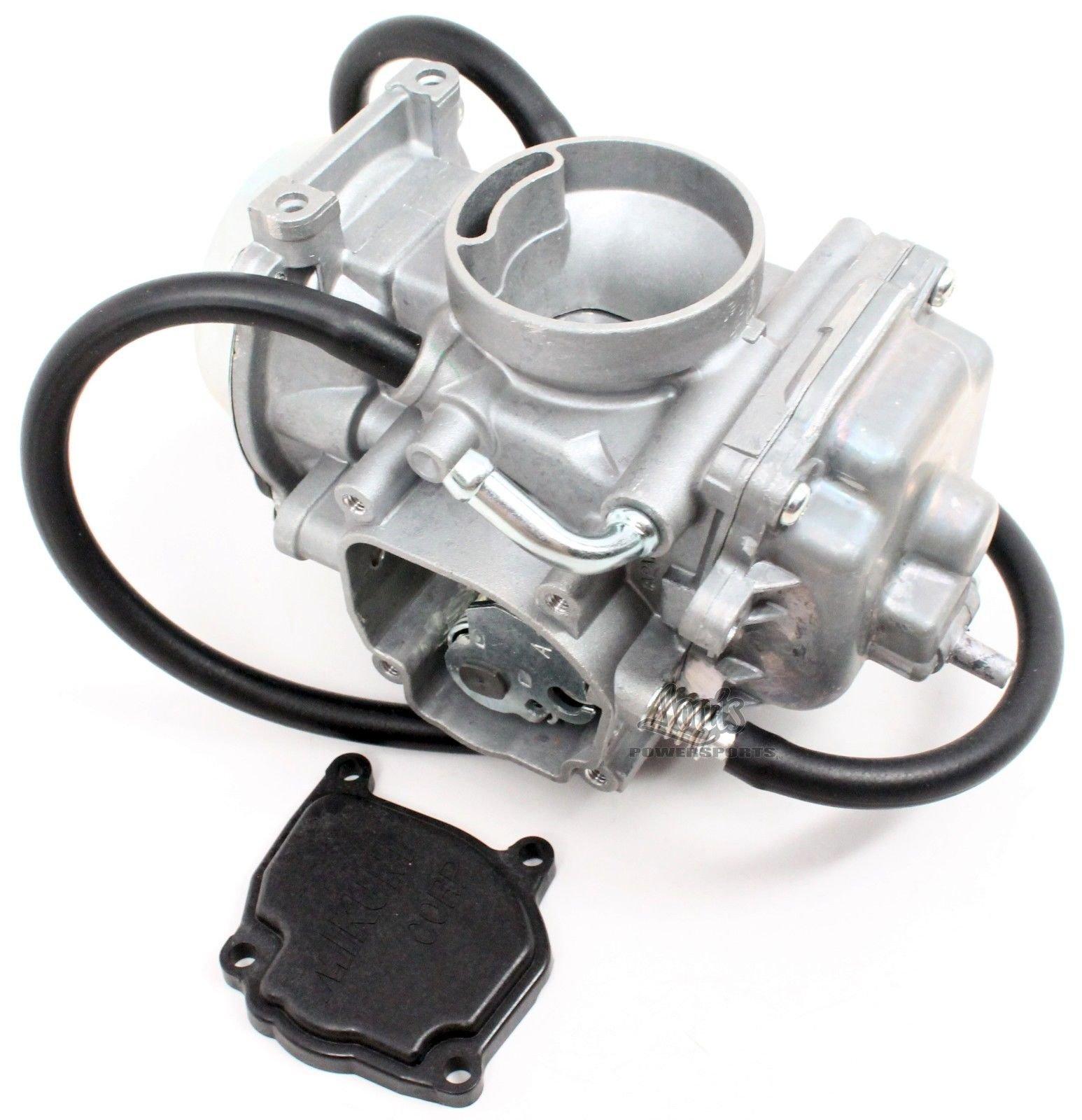 Arctic Cat 1998 1999 2000 ATV 98 99 00 300 2x4 4x4 Carburetor Complete Carb Assembly 0470-348 New OEM