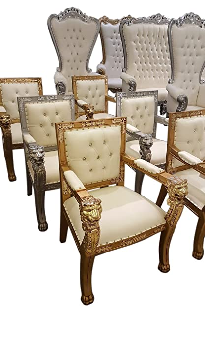 Luxury Accent Chair By Victorian Collection: A Royal Lion Accent Chair For  Your Living Room
