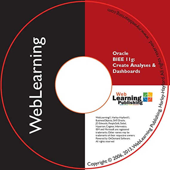 Amazon com: Oracle Business Intelligence 11g: Create