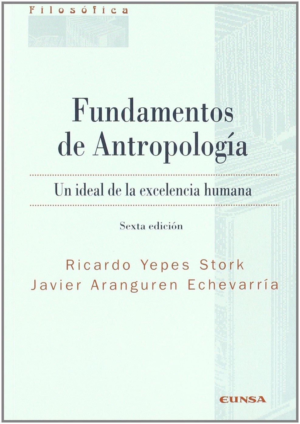 Fundamentos de Antropologia PDF