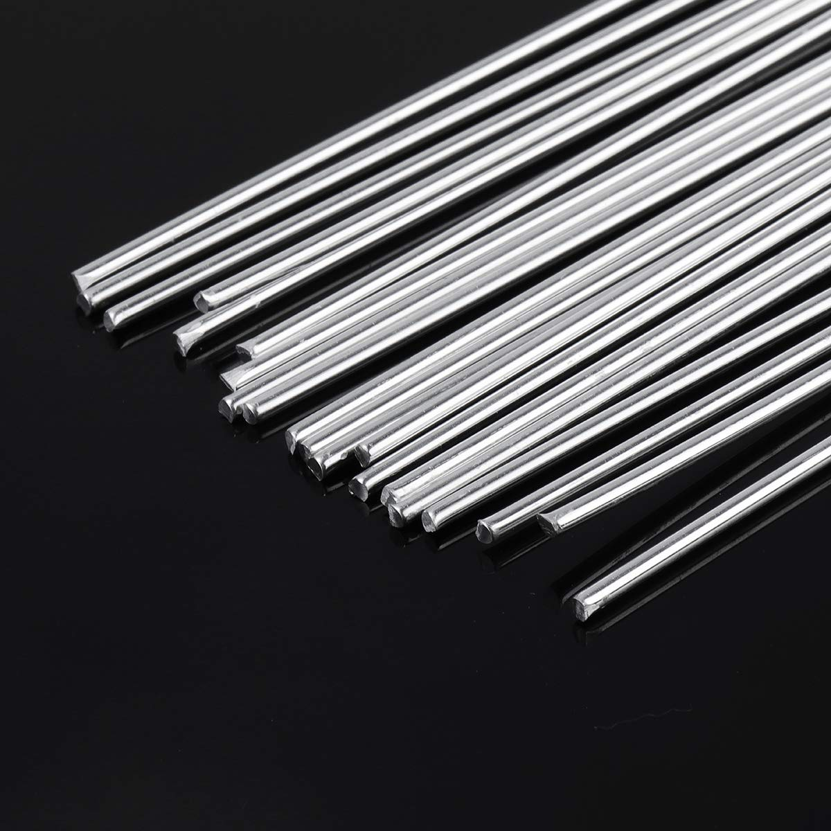 20PCS Low Temperature Aluminum Welding Solder Wire Brazing Repair Rods ACC 500mm