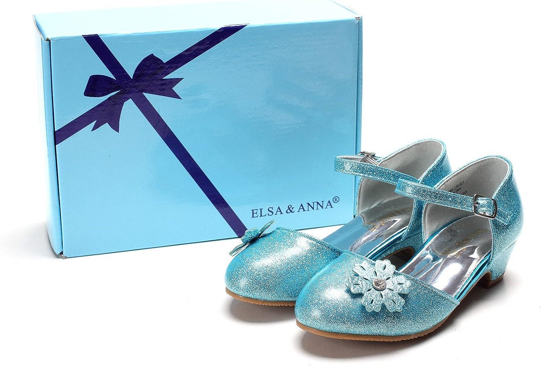 ELSA & ANNA® Gute Qualität Mädchen Schuhe Prinzessin Schnee