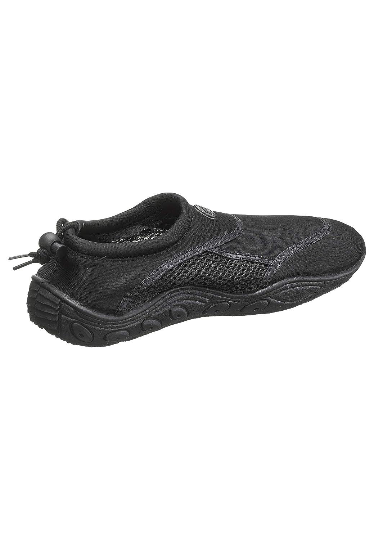 CRUZ Greensburg Damen Herren Kinder Badeschuhe Aquaschuhe Strandschuhe Surfschuhe Neopren Schuhe Unisex
