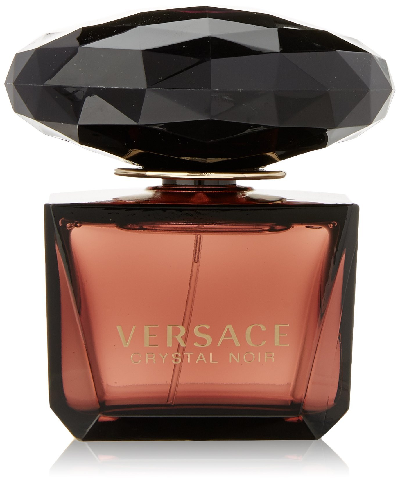 Versace Crystal Noir By Gianni Versace For Women Eau De Parfum Spray, 3-Ounces