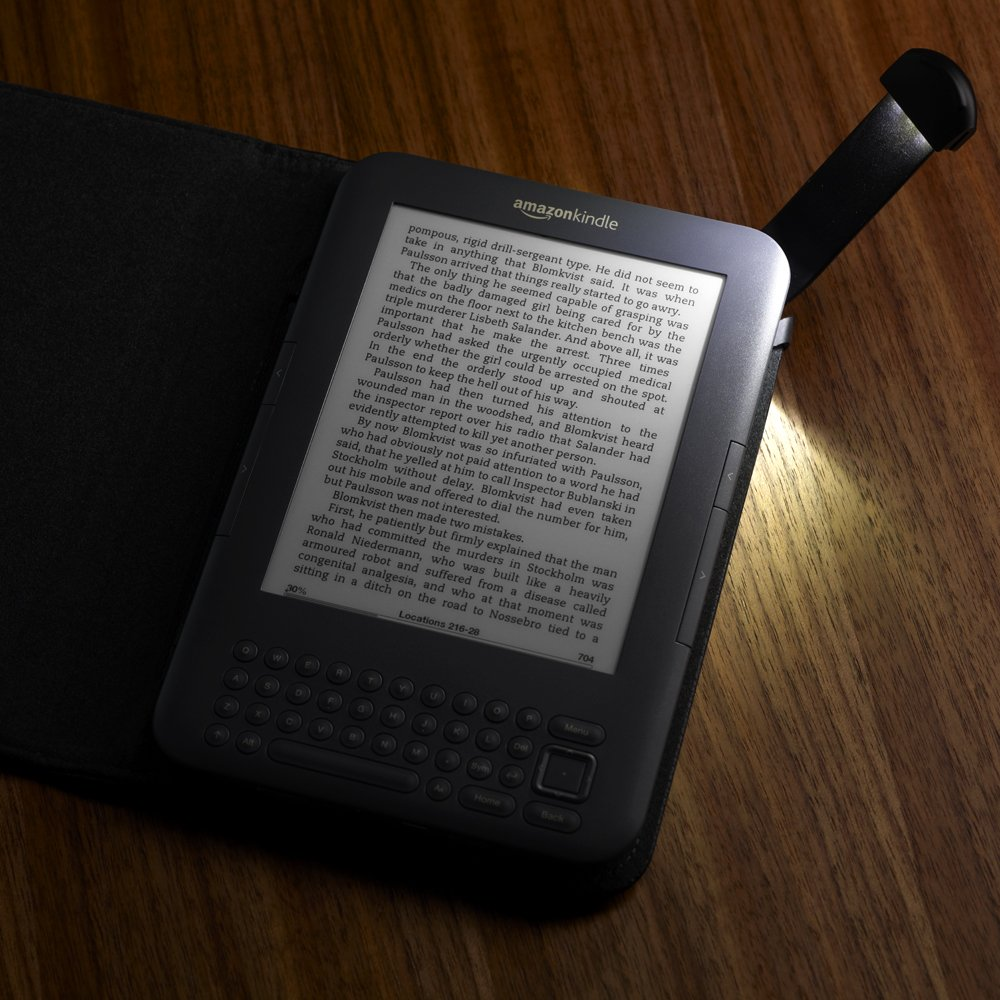 amazon kindle keyboard lighted leather case (rd generation    - amazon kindle keyboard lighted leather case (rd generation  release) black amazoncouk kindle store