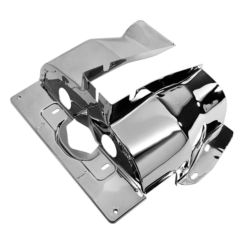 IAP Performance AC119311 Cylinder Head Tin (Chrome Dual Port