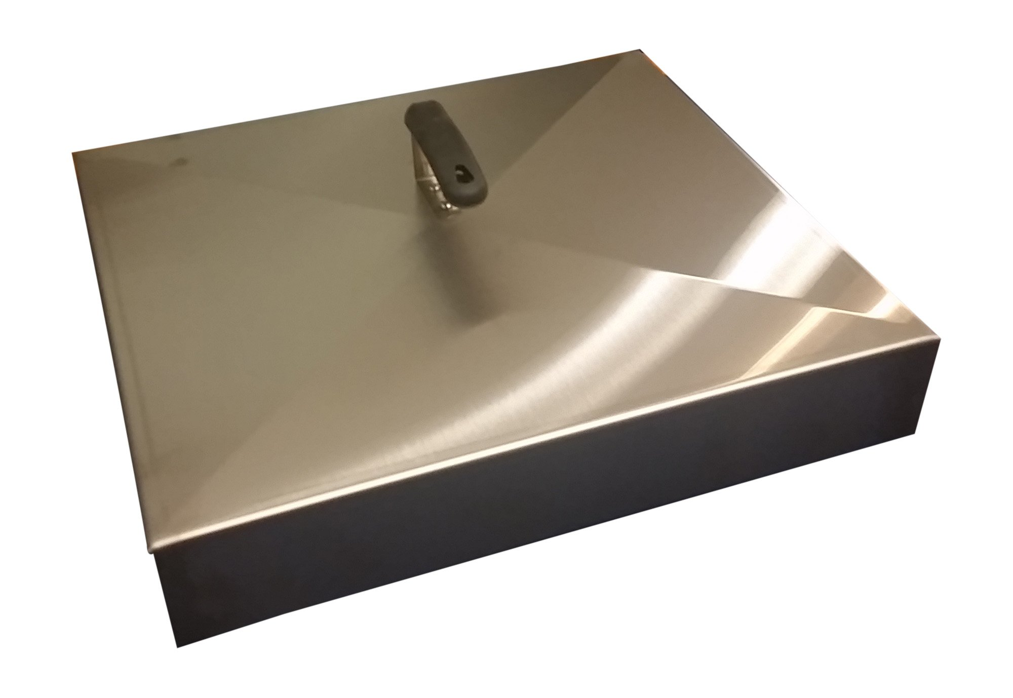 Backyard Life Gear Griddle Cover, Stainless Steel, for 17-inch Blackstone Griddle