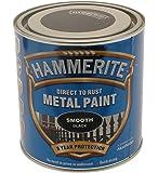 Hammerite Vernice metallica, liscia