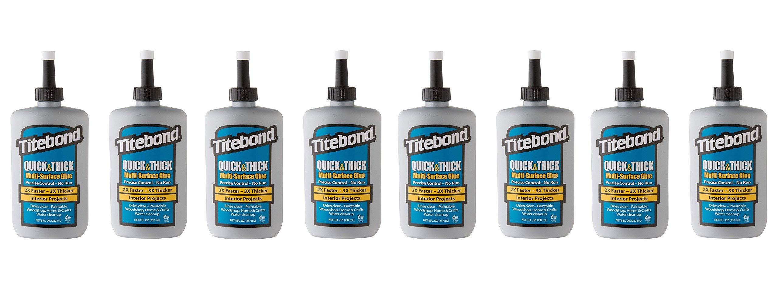 Titebond Wood Glue, Molding and Trim, 8 Oz, Beige (Fоur Paсk)