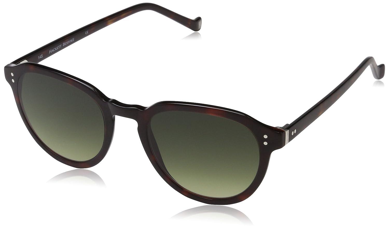 Hackett Bespoke Sunglasses HSB867 Gafas de sol, Marrón (Tort ...