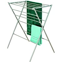 L.T. Williams 4645 12 Rail Powder Coated (Knock Down) Clothes Airer