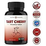 Organic Tart Cherry Concentrate - 1000mg Premium