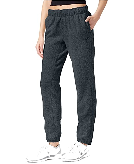 outlet store c015d 77c05 Image Unavailable. Image not available for. Color  Nike Women s Hypernatural  Knit Fleece Training Pants ...