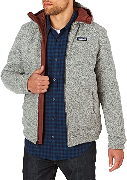 Patagonia Insulated Better Sweater Hoody Winter Jacket