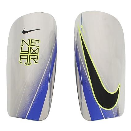 Amazon.com   NIKE Neymar Mercurial Lite Football Shin Guards ... 4b16c53f4