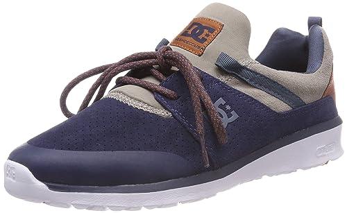 Zapatillas Dc Skateboard Shoes Prestige Para Hombre De Heathrow wtgrzqt