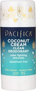 product image for Pacifica Coconut cream clean deodorant, 2.8 Ounce