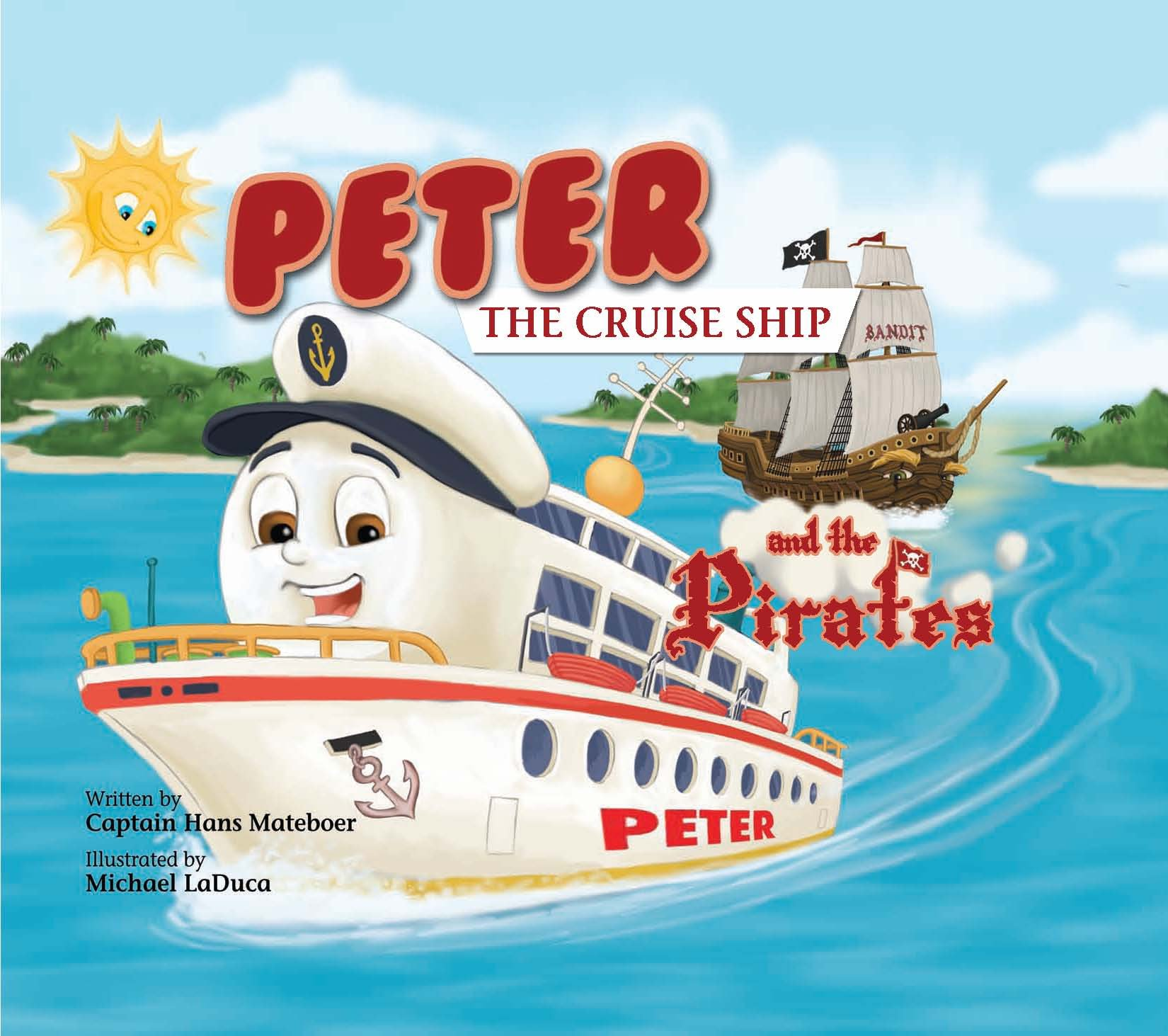 Download Peter the Cruise Ship and the Pirates ebook