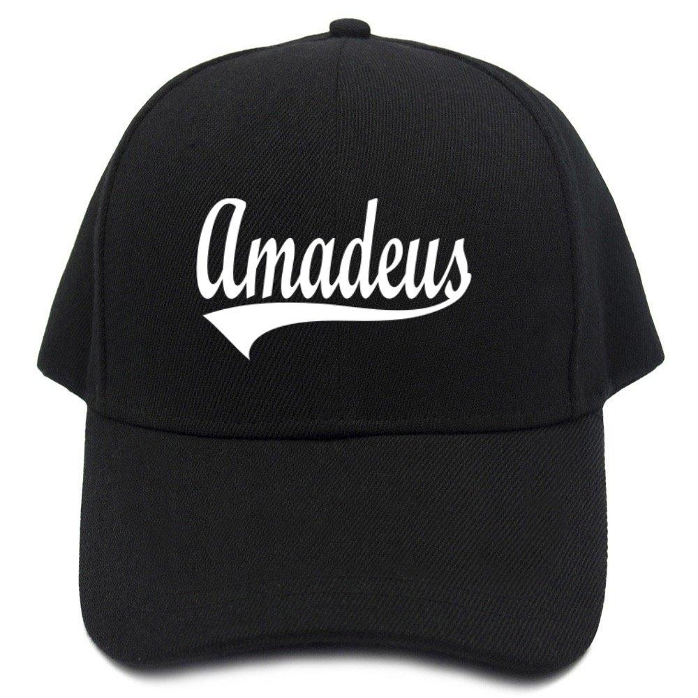 Teeburon Amadeus Gorra De Béisbol: Amazon.es: Ropa y accesorios