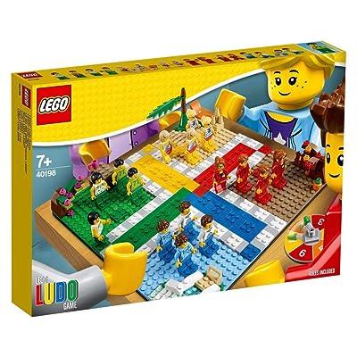 LEGO 40198 Ludo Game: Toys & Games