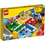 Amazoncom Lego Creator The Race To Build It Board Game Toys Games