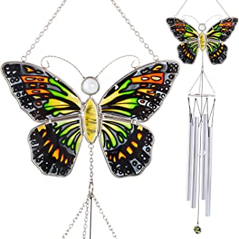 Zhengshizuo Outdoor Butterfly Wind Chimes