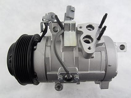 Amazon com: New AC A/C Compressor fits Toyota Sequoia 4Runner Sport