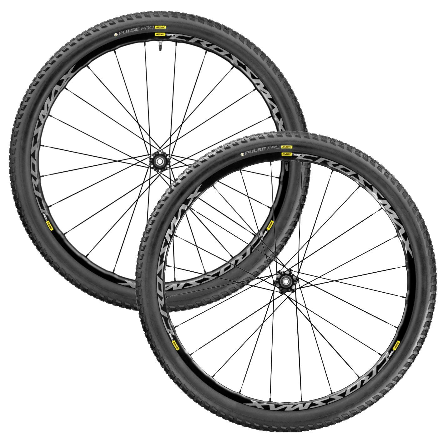 MAVIC(マビック) CROSSMAX ELITE Boost 27.5x2.25 MTB Wheelset 2017 - Black [Shimano/Sram] [並行輸入品] B07433QW4D